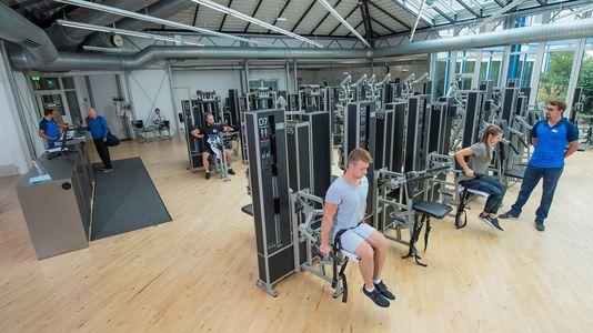 Fitnessstudio Heidelberg Mcfit