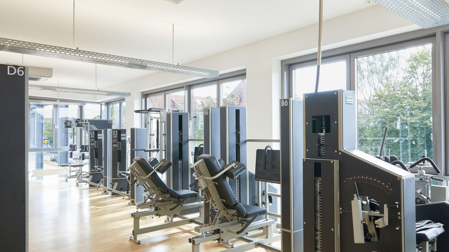 Ihr Fitnessstudio In Tubingen Kieser Training