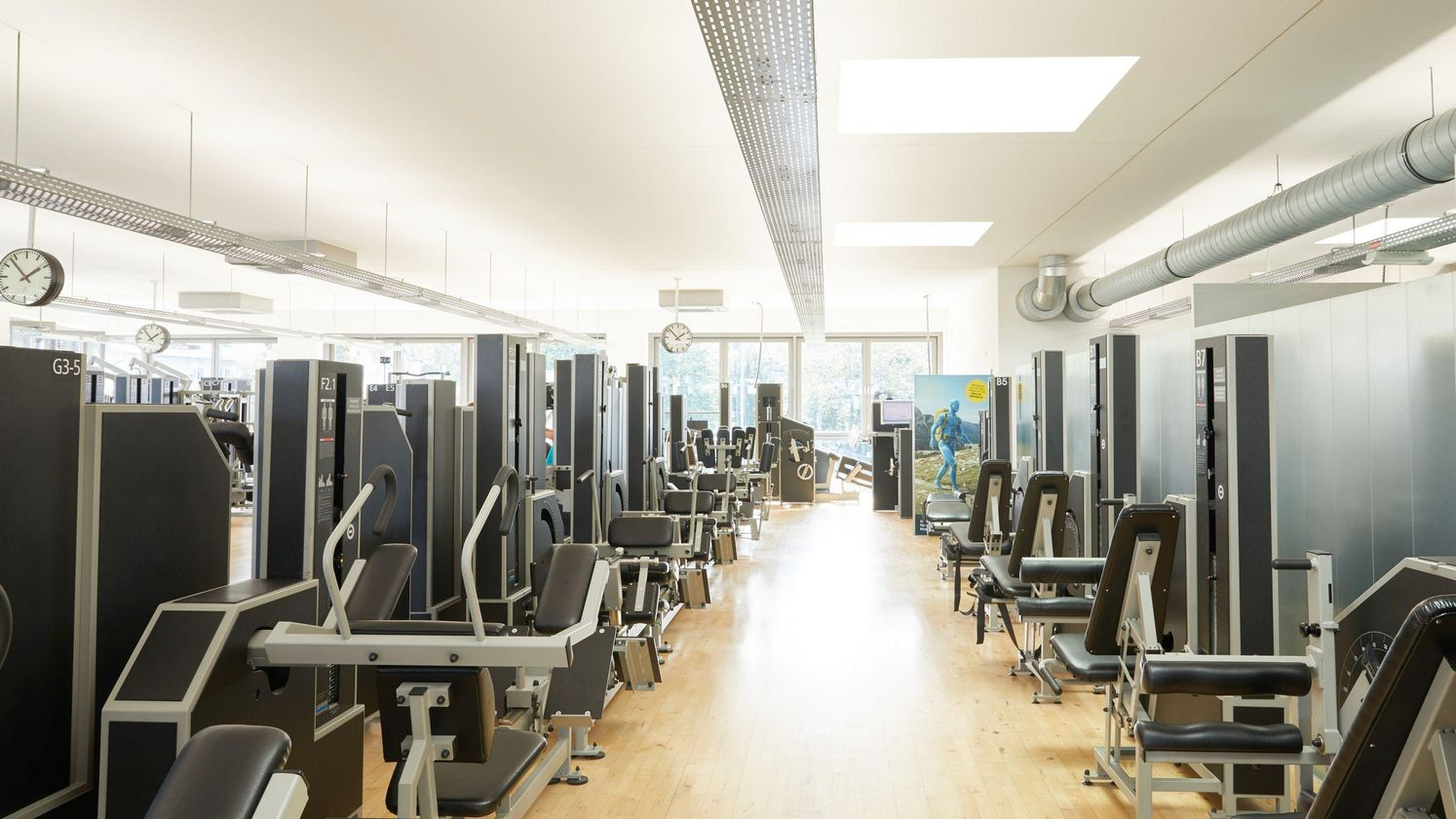 Ihr Fitnessstudio In Tubingen Kieser Training