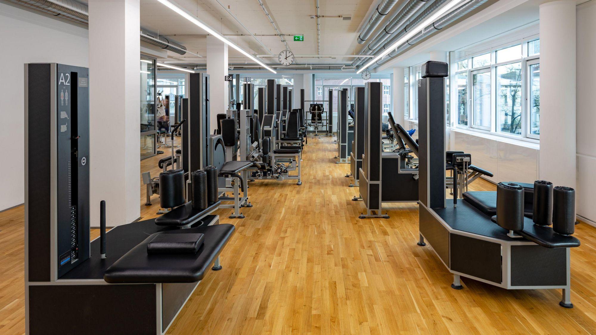 Kieser Training in Frankfurt-Nordend