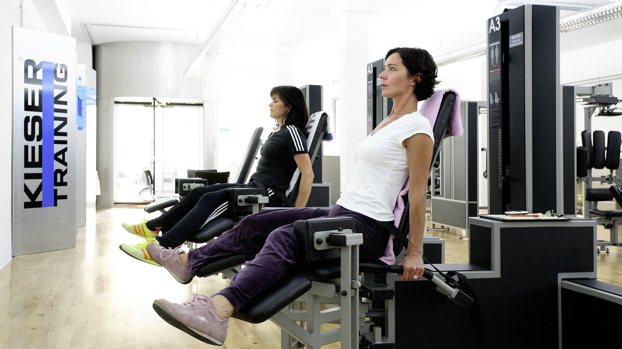 Fitnessstudio in Frankfurt-Nordend | Kieser Training